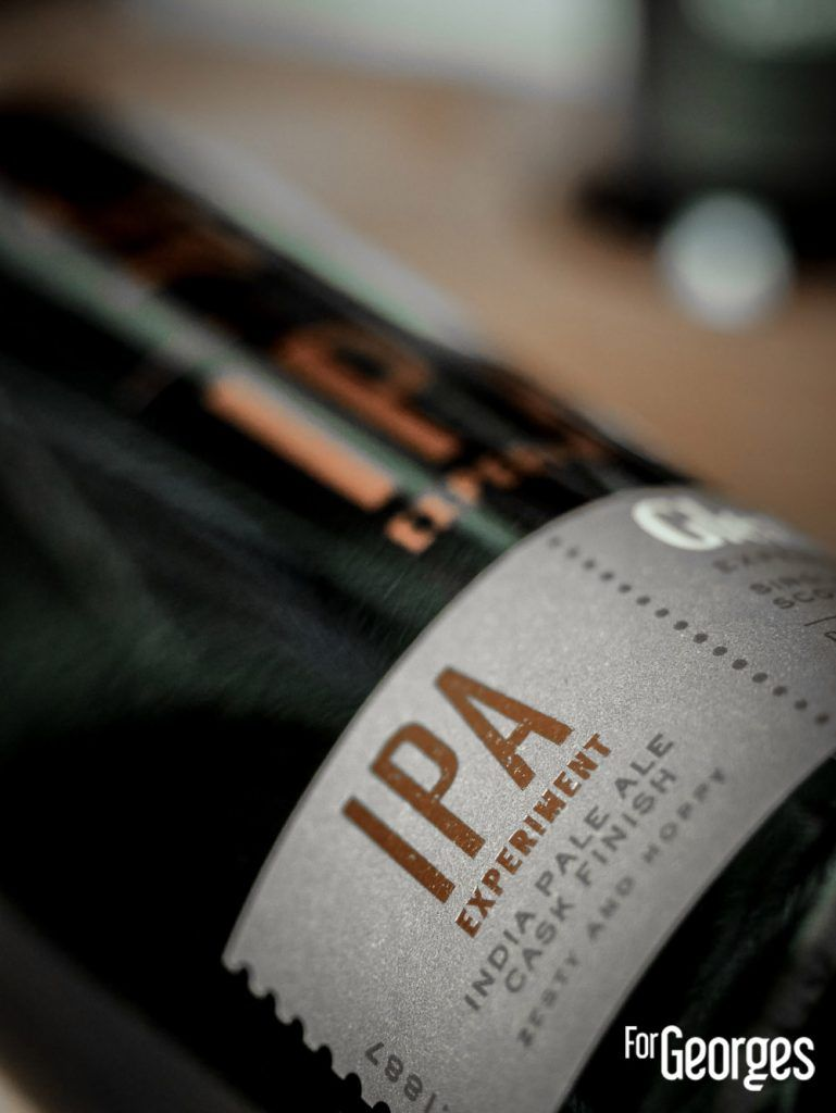 Coffret Experimental Series Glenfiddich IPA Experiment Whisky