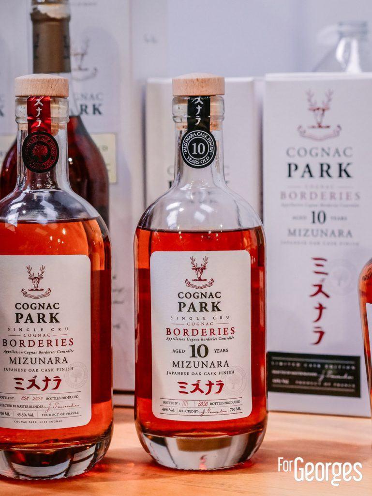 Cognac Park 10 ans - Mizunara