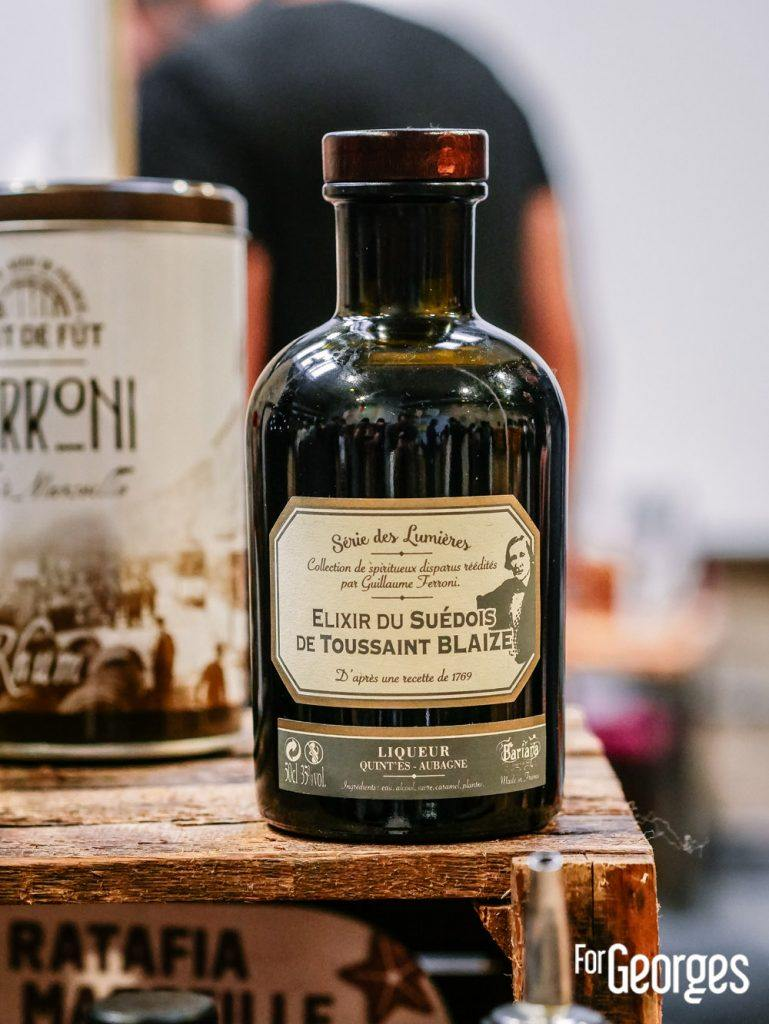 Maison Ferroni Elixir du Suédois de Toussaint Blaize