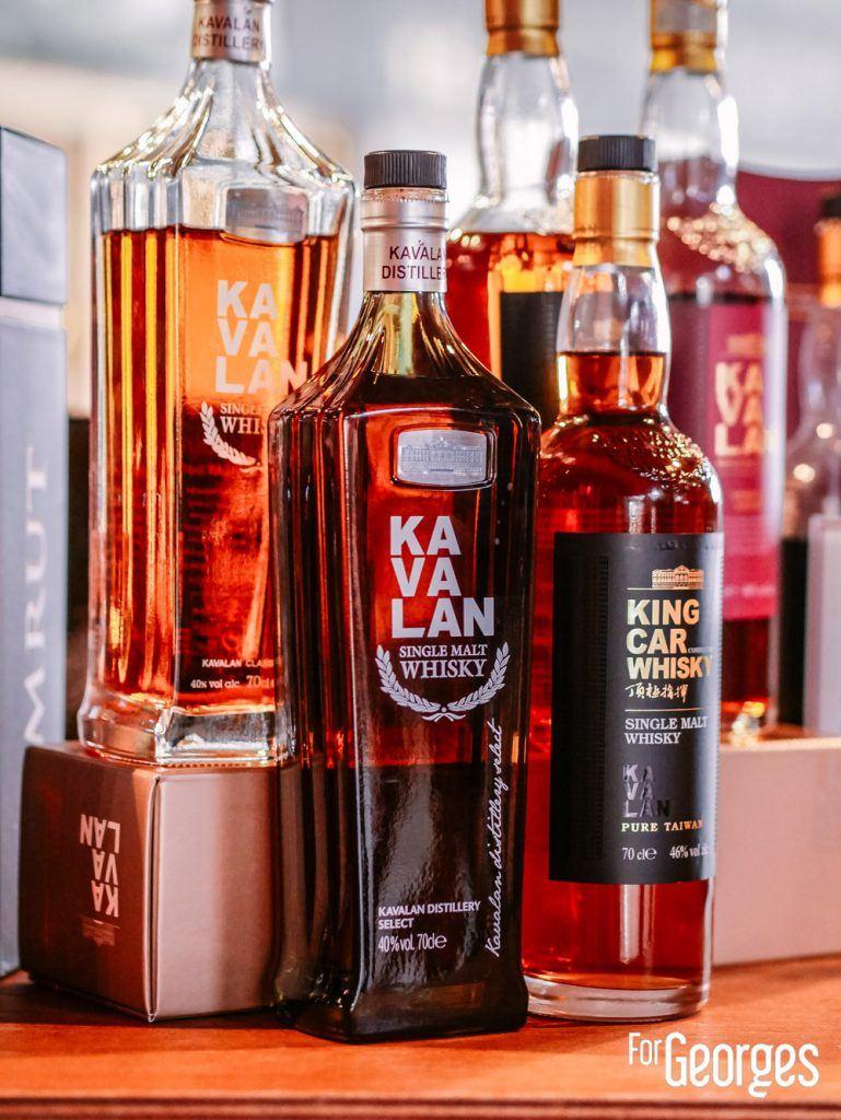 Whisky Thailandais Kavalan