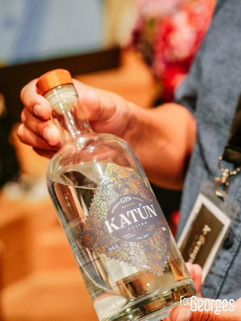 Gin mexicain Katun