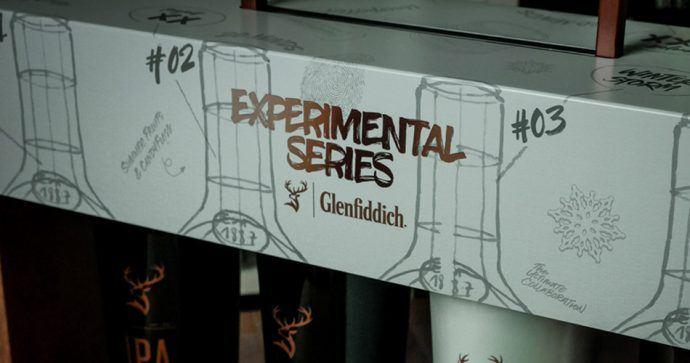 Coffret Experimental Series Glenfiddich