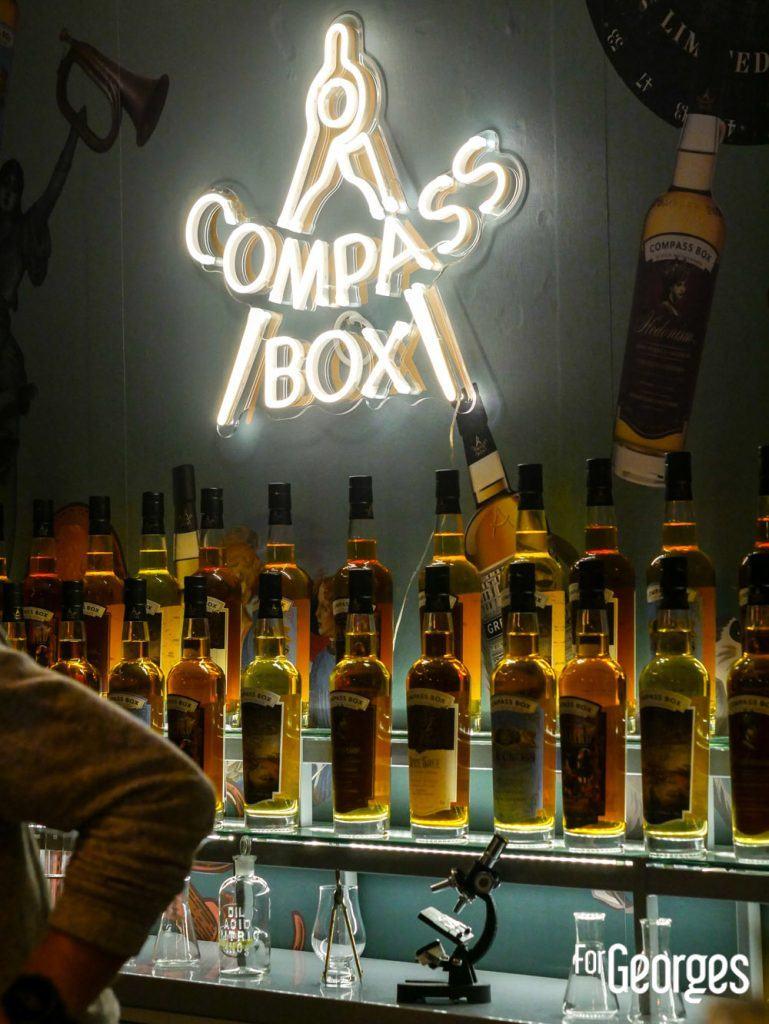 Compass Box au Golden Promise Paris