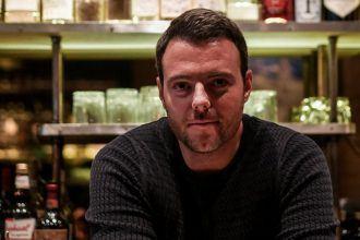 Marc Bonneton l'antiquaire bar à cocktail Lyon