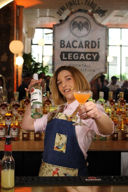 Sara Moudoulan Bacardi legacy