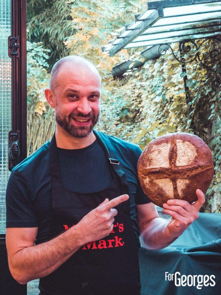 Antony Courteille boulangerie Sain Paris