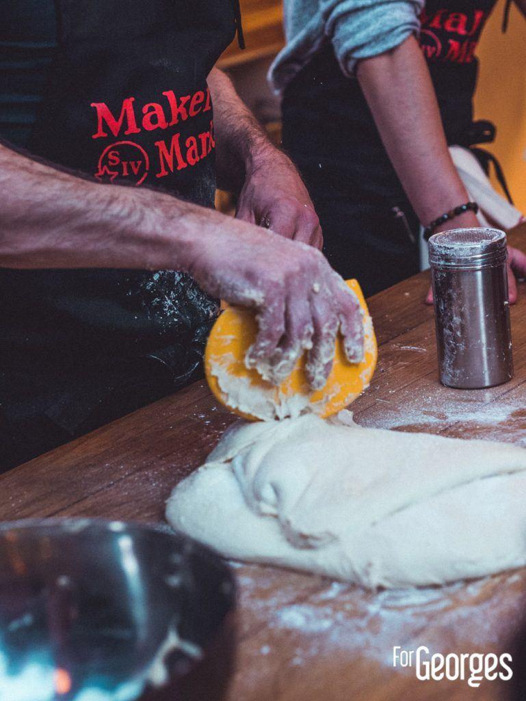Création de pains The maker's