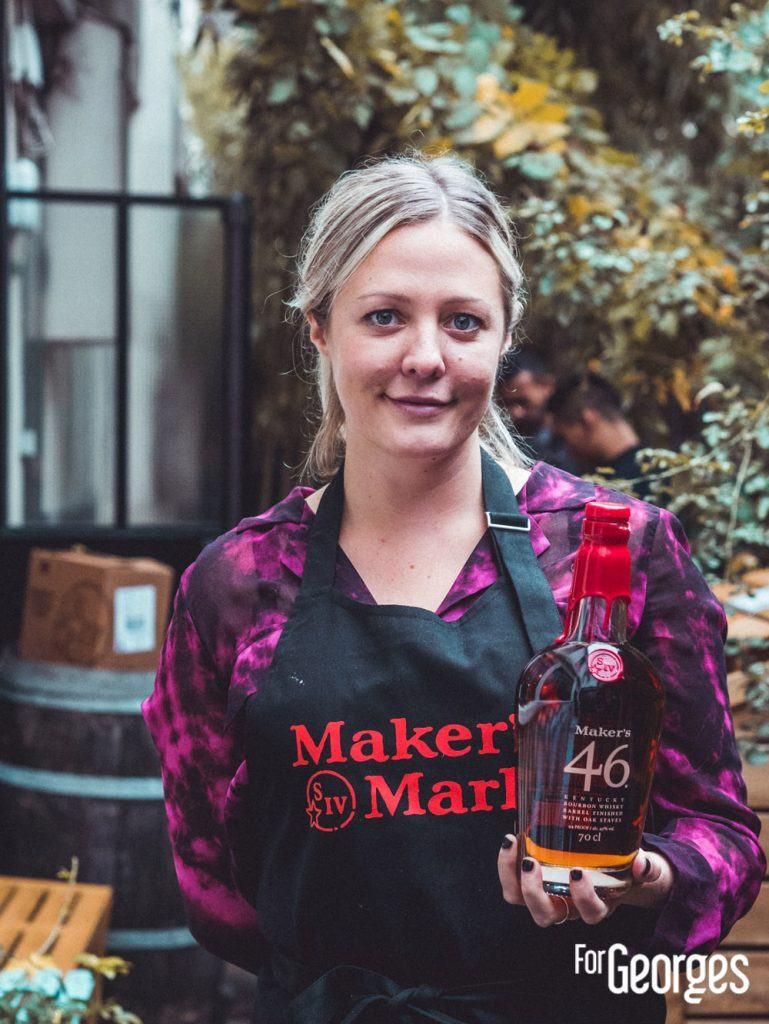 Amanda Humphrey brand ambassadrice Maker's Mark