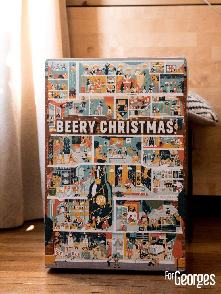 Beery Christmas 2019 par Saveur Bière