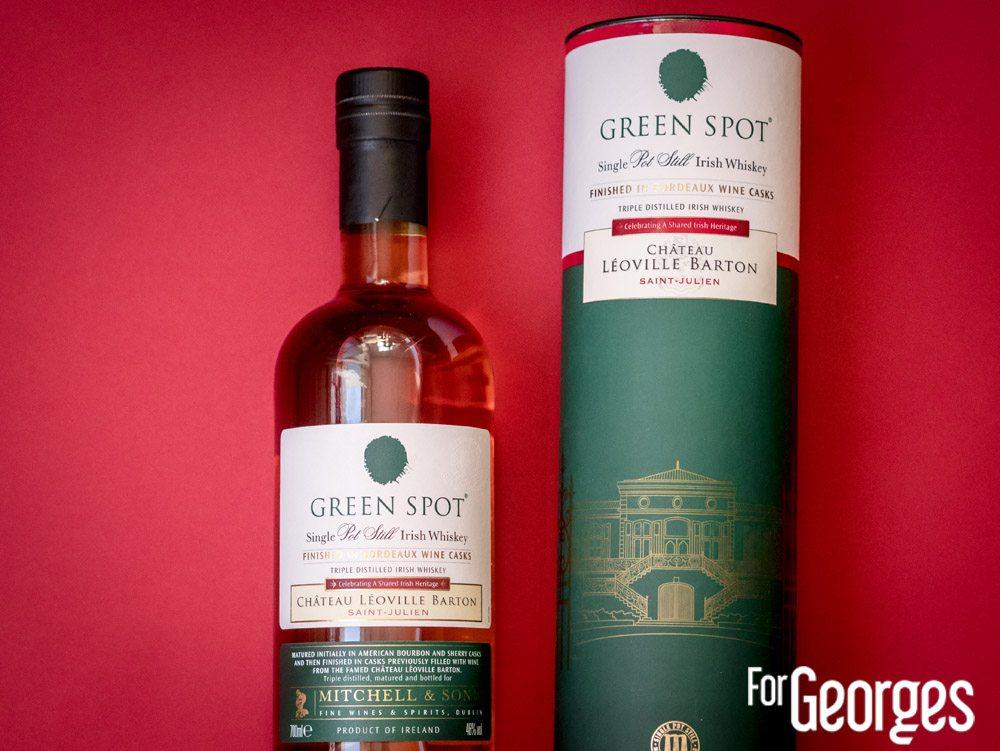 Green Spot : Leoville Barton bouteille et boite