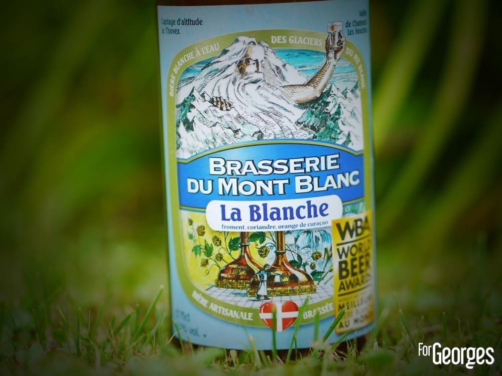 Bière brasserie du mont blanc périmée