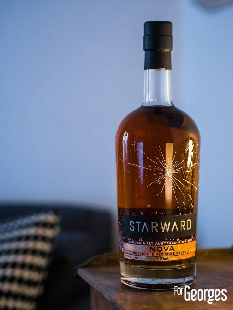 Starward Nova whisky australien