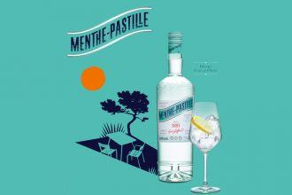 Publicité Menthe-Pastille