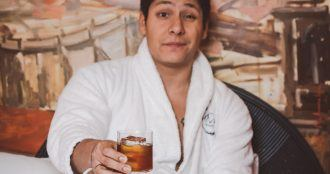 Adrian Nino Morning man Bacardi Legacy