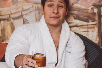 Adrian Nino Morning man Bacardi Legacy