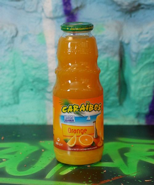 Caraibos Jus d'orange