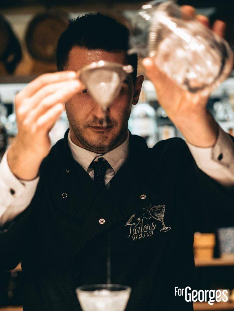 Tailors Concept bar à cocktail pointu au Luxembourg