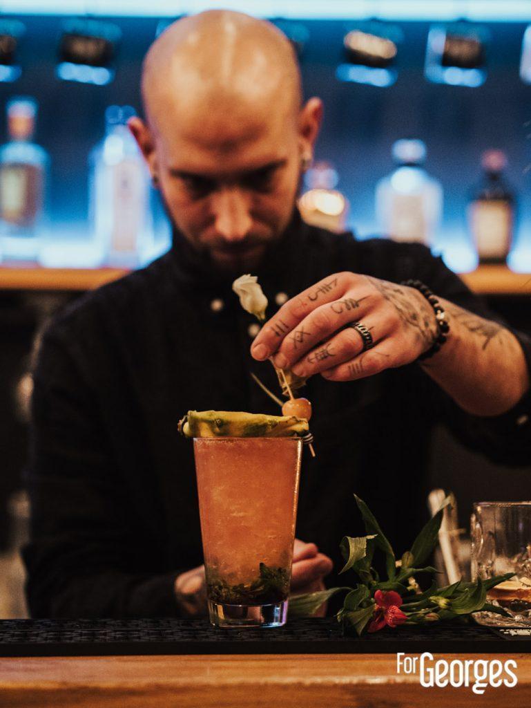 Le Vagabond - bar à cocktails Luxembourg