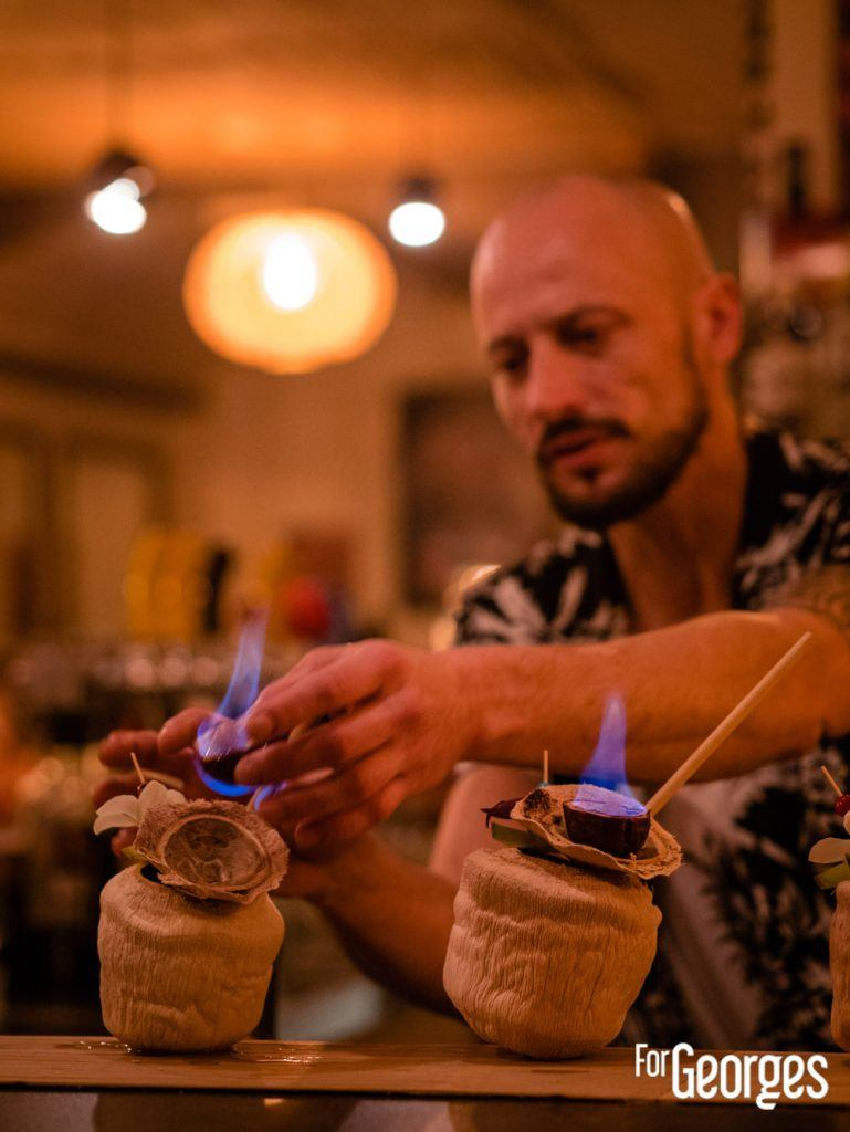 Nasty Bar - bar à tiki Luxembourg