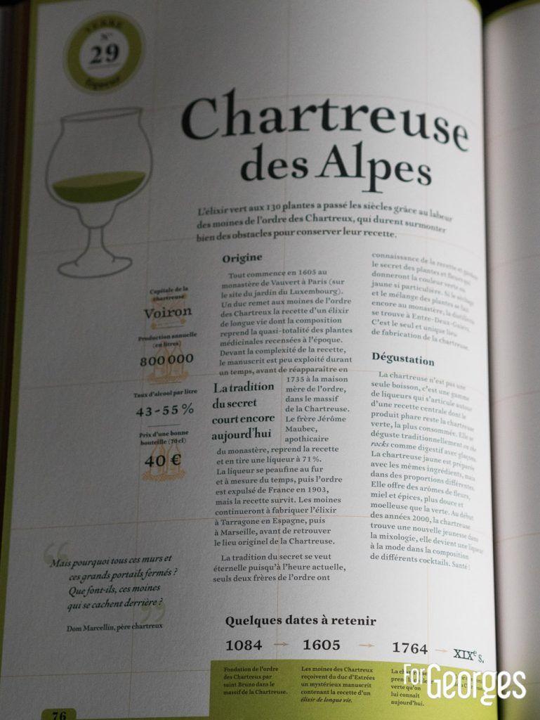 Page sur la Chartreuse des Alpes