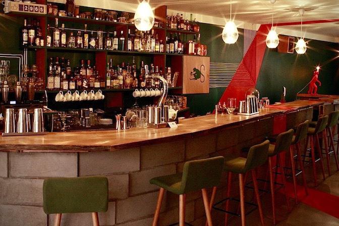 L'heure du singe Bar à Toulouse