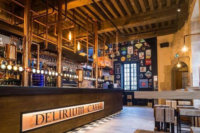 delirium bar Dijon