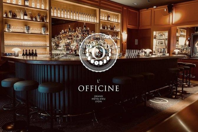 L'officine bar à Lyon