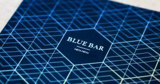 Meta menu du Blue Bar