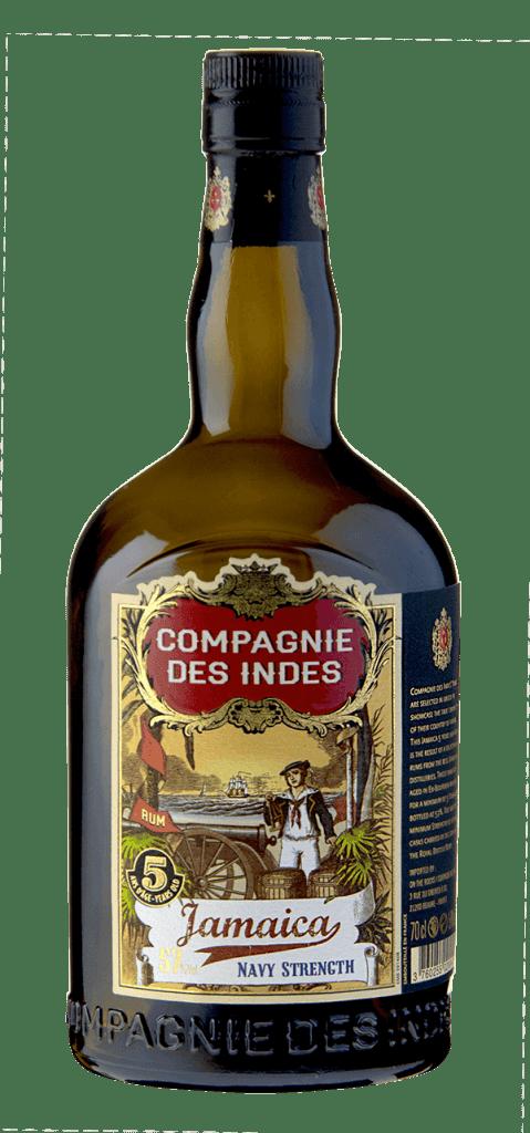 Nouvelle bouteille Compagnie des Indes