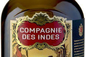 Compagnie des indes bouteille