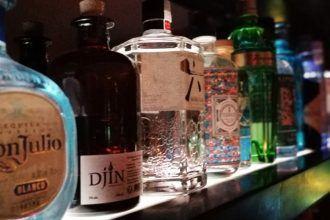 Djin spiritueux sans alcool