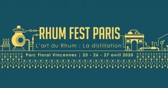 Rhum Fest Paris 2020