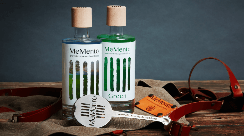 MeMento spiritueux sans alcool