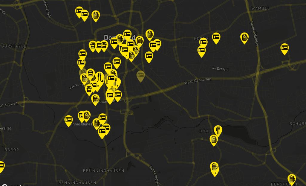 Opération Dortmund pour sauver les bars