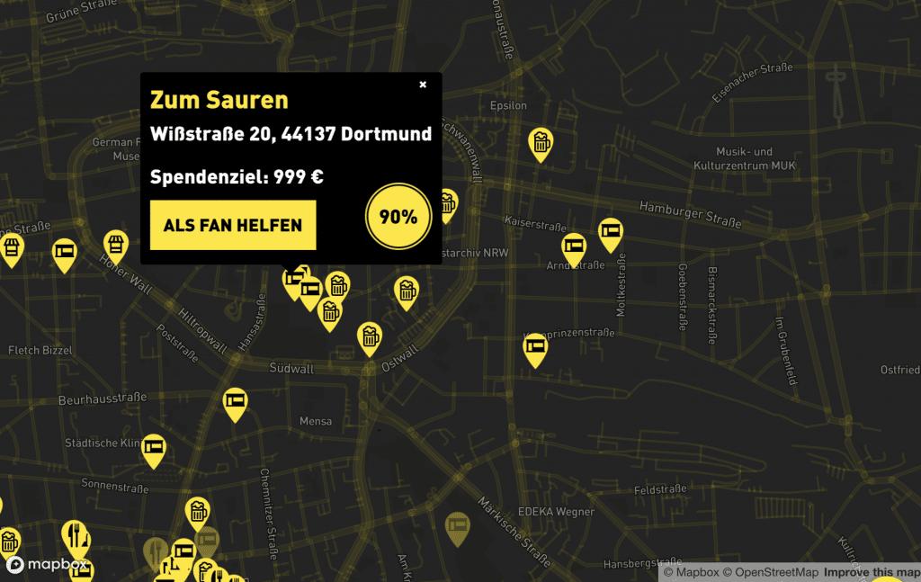 Borussia Dortmund Foot virtuel