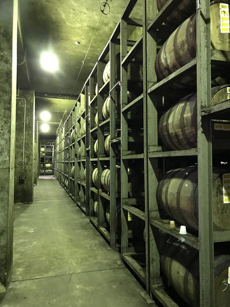 Yushan distillerie Nantou
