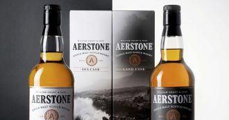 Aerstone whisky écossais accessible
