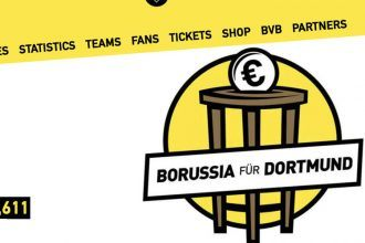 Borussia Dortmund Foot virtuel