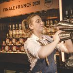 Bacardi Legacy – une heure avant de passer la finale France avec Sara Moudoulaud