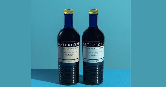 Waterford whisky irlandais
