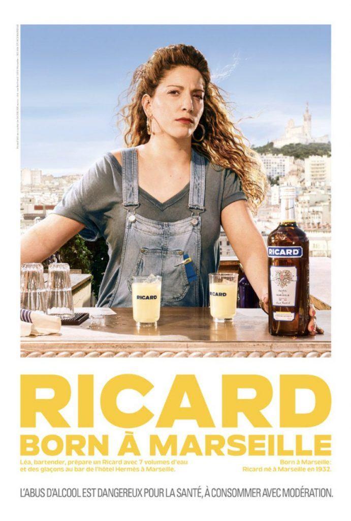 Ricard Born à Marseille
