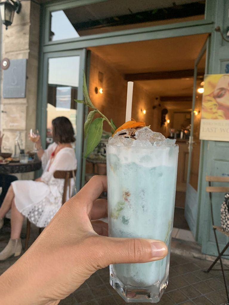 Cocktail Symbiose Bordeaux