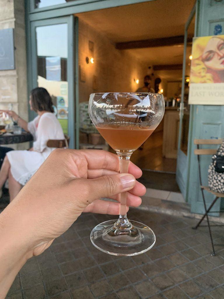 Liqueur d'accueil Symbiose Bordeaux