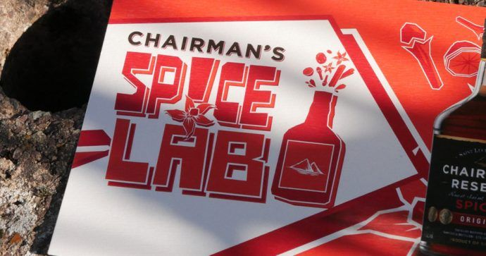 Annonce Chairmans Spice Lab