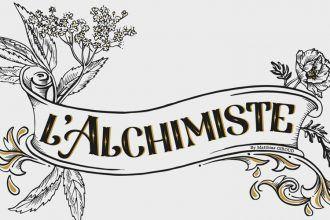 L'Alchimiste by Matthias Giroud