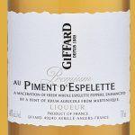 Giffard Premium Liqueur Piment d'espelette