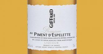 Giffard Piment d'Espelette