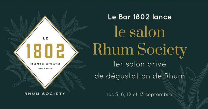 Rhum Society 2020 paris