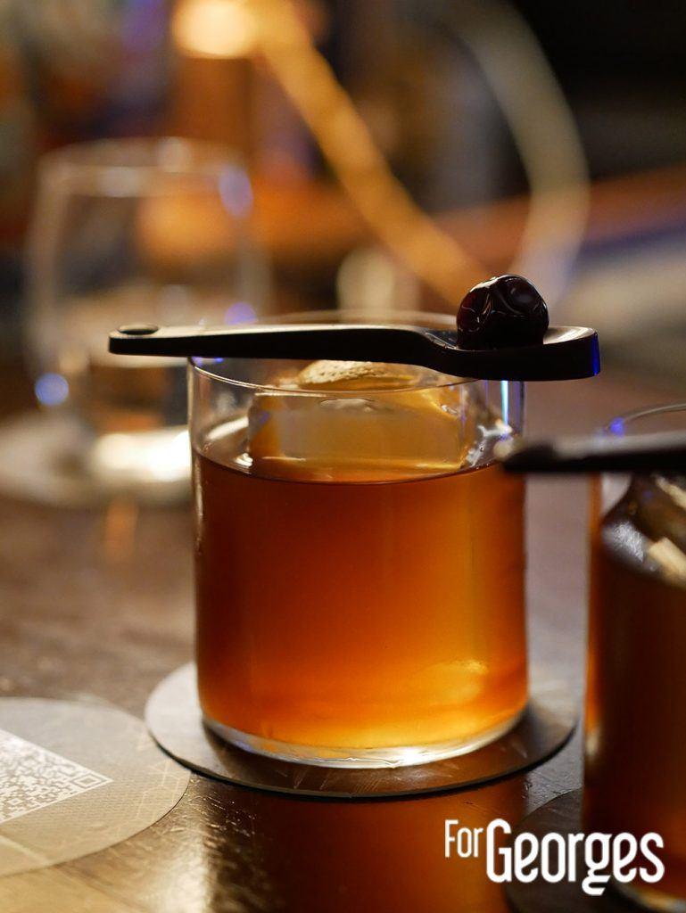 Bacardi et Santa Teresa cocktails