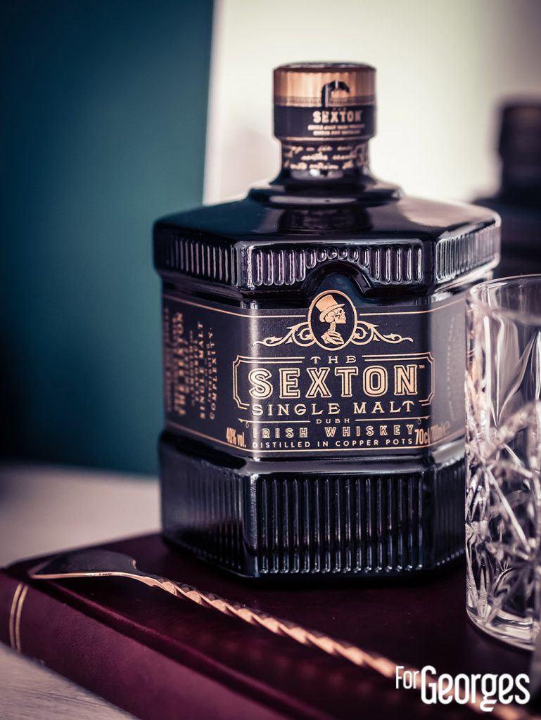The Sexton whiskey irlandais